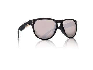 SUNGLASSES DRAGON MARQUIS / FRAME MATTE BLACK / LENS SILVER IONIZED