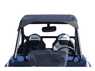 DRAGONFIRE SoftTop Black Polaris RZR900/S