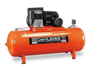 COMPRESSOR 5,5CV/500L 41 M3/H - 10BAR 400V TRI / 50HZ