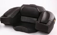 ATV Box with Seating Pad Black 90L