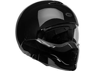 BELL Broozer Helmet Gloss Black Size XXL - 4803f5d1-773e-4f9a-99f9-f843a84f9728