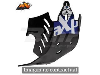 Cubrecarter Xtrem AXP Yamaha adhesivo azul AX1427