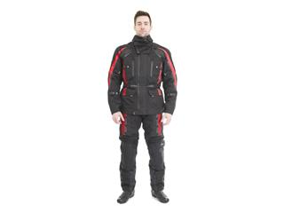 RST Pro Series Paragon V Jacket Textile Red Size 3XL