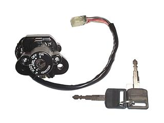 BIHR IGNITION KEY FOR SUZUKI GSF 600 BANDIT TL1000R