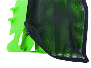 Filet cache radiateur POLISPORT noir Kawasaki KX450F - 484ce4ac-1f46-43cc-8314-0620fb440c38