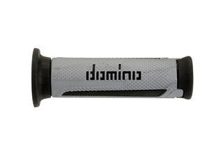 DOMINO Turismo A350 Type Grip Silver/Black