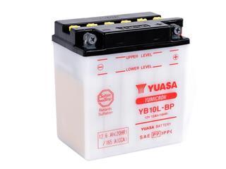 Batterie YUASA YB10L-BP conventionnelle