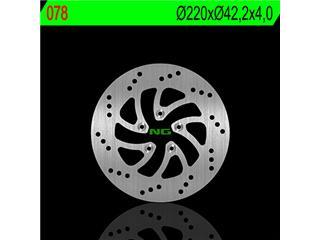Disque de frein NG 078 rond fixe - 350078