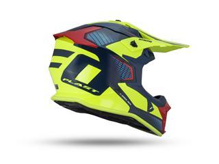 UFO Intrepid Helmet Yellow/Blue Size XS - 48ca065d-fa5f-4d81-8302-def53a9b0060