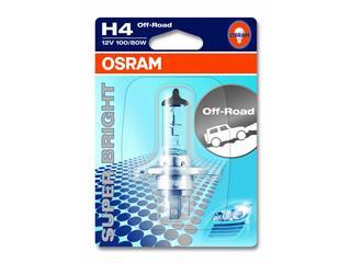 10 ampoules Osram H4 12V100/80V projecteurs super bright premium - 320063