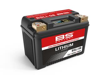 Bateria de lítio BS BATTERY BSLI-08