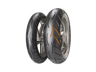 METZELER Tyre Sportec M5 Interact 190/55 ZR 17 M/C (75W) TL