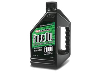 MAXIMA Fork Oil Lubricinol Fortified 10WT 1L