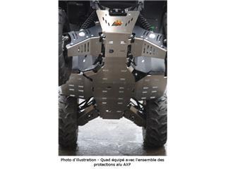 AXP Full Frame Glide Plate Aluminum 6mm Yamaha