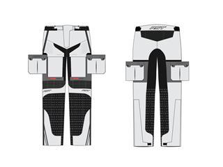 RST Adventure-X CE Textilhose Grau Größe S Herren