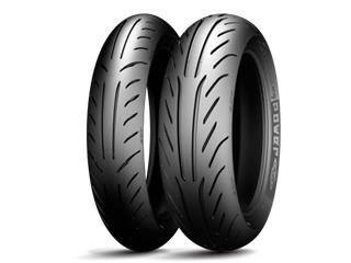 Pneu MICHELIN POWER PURE SC 120/70-13 M/C 53P TL