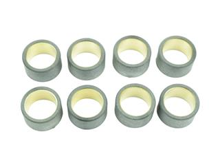 ATHENA Rollers Ø25x14,9mm 18g - 8 Pieces