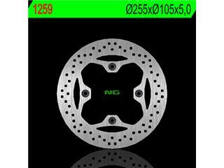 NG 1259 Brake Disc Round Fix