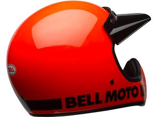 Casque BELL Moto-3 Classic Neon Orange taille M - 49747009-ee2d-46cc-a510-98f3d7b96320