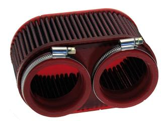 Filtre à air BMC Standard double Yamaha FZR1000 - 790021