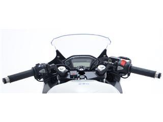 Poignées chauffantes R&G RACING interrupteur guidon 22mm Clip-on - 498a5344-6742-4a35-846c-aa20b1179bd3
