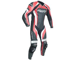 RST TracTech Evo 3 Suit CE Leather Red Size M