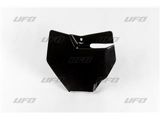 Porta-números delantero UFO negro KTM SX85