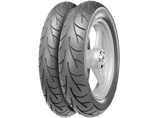 CONTINENTAL Reifen ContiGo! 100/80-17 M/C 52P TL - 571220000