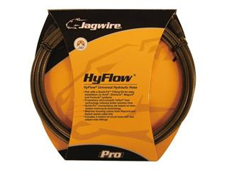 HOSE JAGWIRE HYDRAULIC BRAKES BLACK CARBON/3000MM