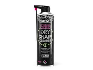 Nettoyant de chaîne MUC-OFF eBIKE Dry Chain Cleaner spray 500ml - 20300016