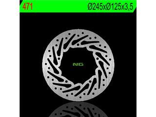 NG 471 Brake Disc Round Fix