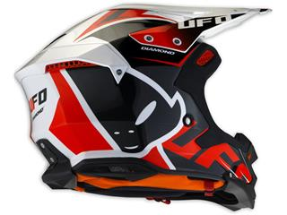 UFO Diamond Helmet Black/White/Red Size S - 4b99ef06-7386-463b-b653-e485cd5ba42a