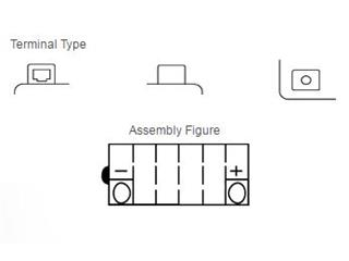 Batterie YUASA YB16AL-A2 conventionnelle - 4b9ff764-d4d2-4ae0-8ff1-e6ac8c1535c0