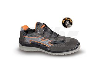 Zapatos de seguridad light de ante con suela racing Beta 7313KK-40