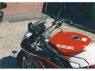 KIT STREET BIKE POUR GSXR750 1992-93