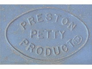 Garde-boue arrière PRESTON PETTY Vintage MX gris - 4c871a20-d016-4b5b-94d9-a6f43da43365