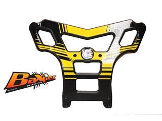 AXP Baxper Bumper HDPE Yellow Suzuki LT-R450 - 4411208