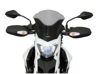 MRA Racingscheibe, getönt, Ducati Hyperstradarst