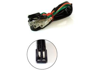 BIHR Indicator Lights Connectors Honda Type - 322041