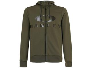 OAKLEY Bark FZ Hoodie Dark Brush Size XL - 825000220471