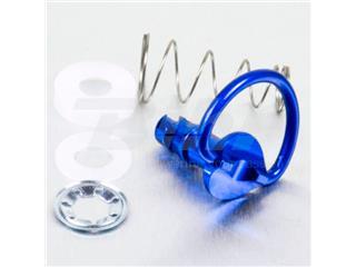 Tornillo rápido de Aluminio 1/4 de vuelta Pro-Bolt 17mm azul LQRCLIP17B - 50123