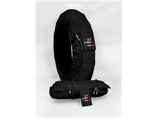 Paire couvertures chauffantes Pocketbike, (5'') NOIR