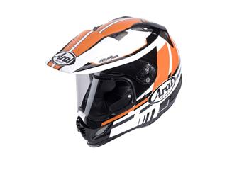 Casque ARAI Tour-X 4 Shire Orange taille S - 43110091S