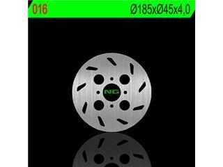 Disque de frein NG 016 rond fixe - 350016