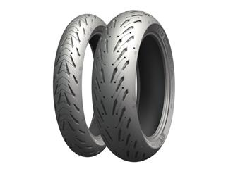 Pneu MICHELIN ROAD 5 TRAIL 120/70 ZR 19 M/C 60W TL