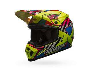 Casque BELL MX-9 Mips Tagger Gloss Double Trouble Yellow taille XL - 4cfe6587-f208-4c2b-a374-d43802728724