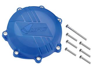 UFO Blue Clutch Cover Protection Yamaha WR250F