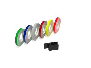 LIGHTECH Wheel Rim Tape Unified Green