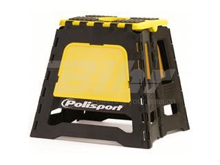 Caballete plegable de plástico Polisport amarillo 8981500001