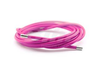 Invólucro cabo aço laminado Ø5 rosa 2 m - 4d4a9672-419b-442d-a0c5-55303e761f0d